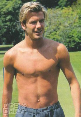 大衛·貝克漢�... David Beckham