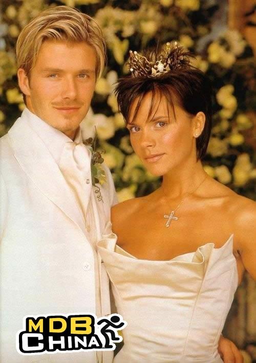 維多利亞·貝克漢姆寫真照片 - 第60張/共166張 David Beckham